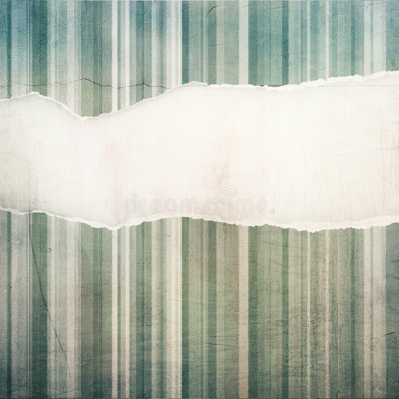 Download Riped stripe paper stock illustration. Image of decoration - 25687817