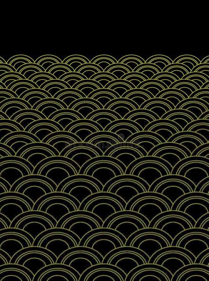 Ripeti i reticoli illustrazione vettoriale