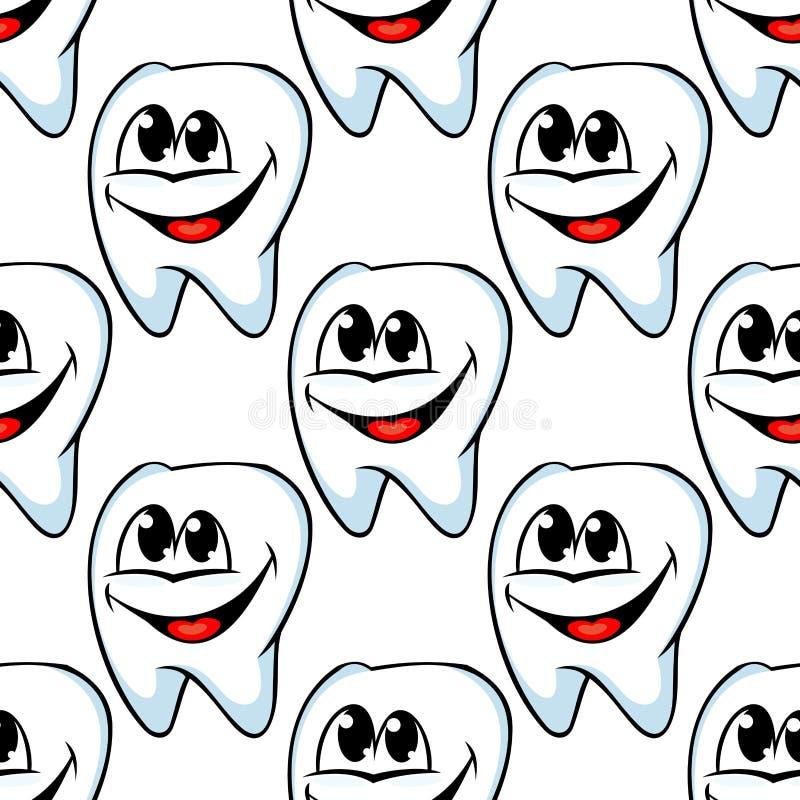 Ripeti il modello di sano felice royalty illustrazione gratis