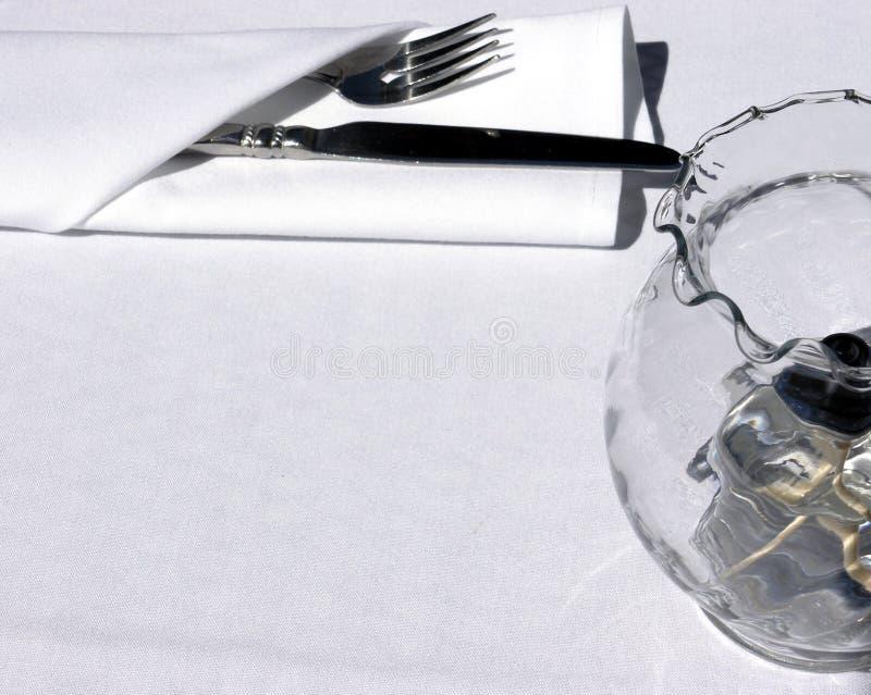 Download Ripiano del tavolo potato immagine stock. Immagine di pranzare - 201621