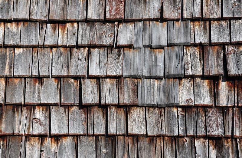 Ripias de madera foto de archivo libre de regalías
