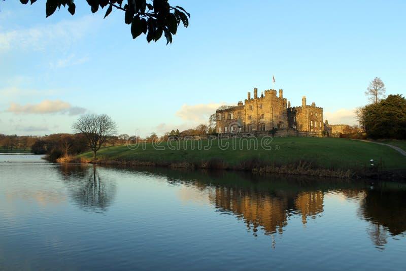 Ripley Castle foto de archivo libre de regalías