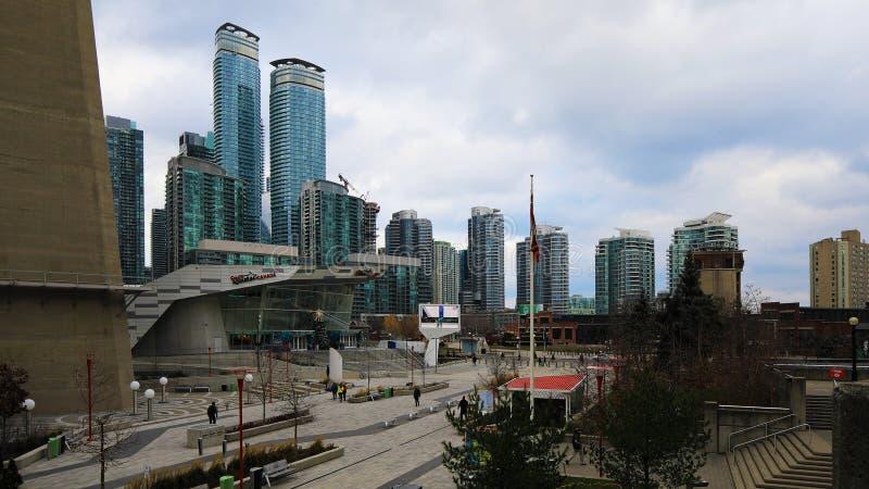 Ripley` s Aquarium in Toronto, Canada stock fotografie