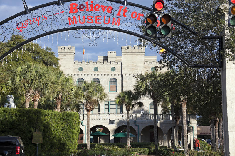 Download Ripley's Believe It Or Not! Museum In St. Augustine, Florida Editorial Image - Image: 24107350