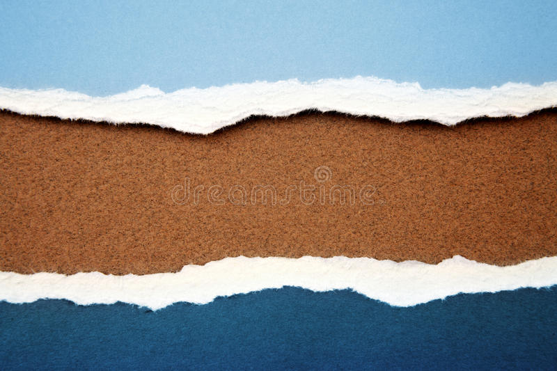 Download Ripped paper stock photo. Image of paper, graphics, color - 17902650