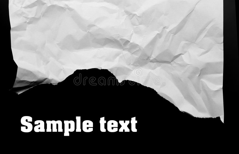 Download Ripped paper stock illustration. Image of backdrop, plan - 7557925