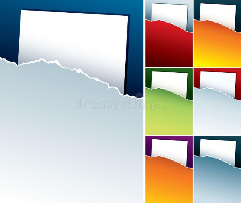 rippedpaper предпосылки бесплатная иллюстрация