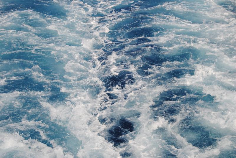 Ripple of The Sea stock photos