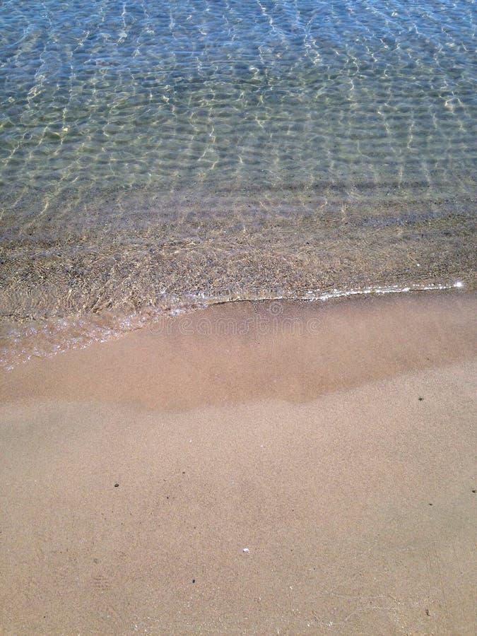 Michigan Beach royalty free stock photos