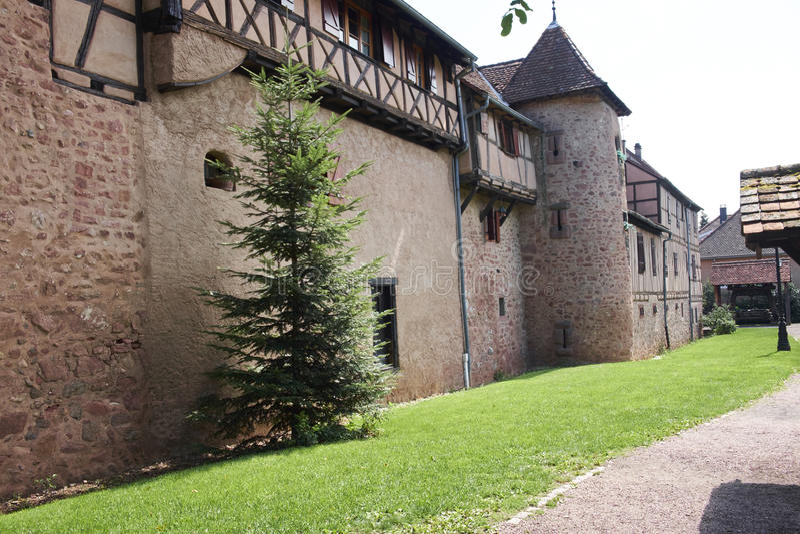 Riquewihr Франция стоковые фото