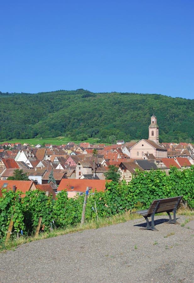 Riquewihr, Alsace, France photographie stock libre de droits