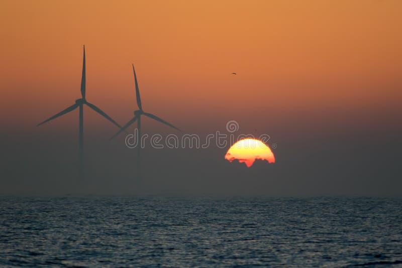 Riscaldamento globale e mutamento climatico Immagine di sfondo ambientale morbida di conservazione immagini stock