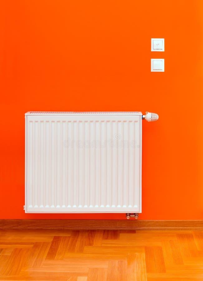 Riscaldatore del radiatore immagine stock libera da diritti