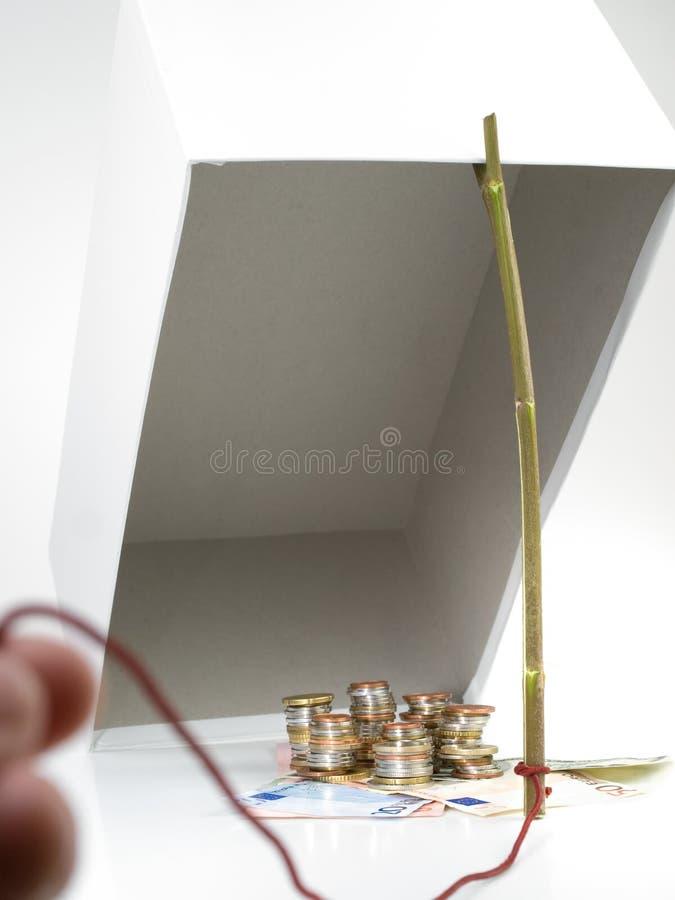 Risco de investimento fotos de stock