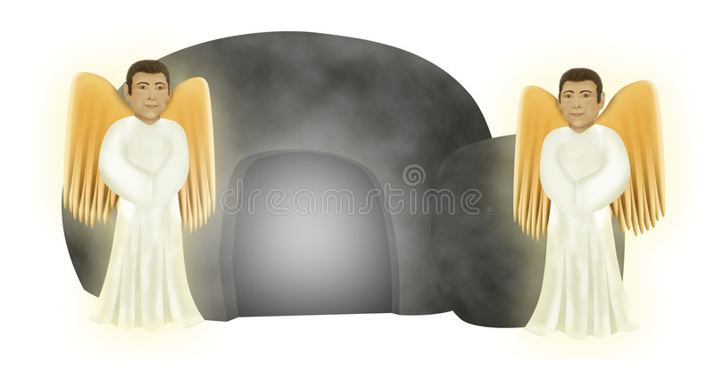 Download He Is Risen stock illustration. Image of holy, holiday - 1891497