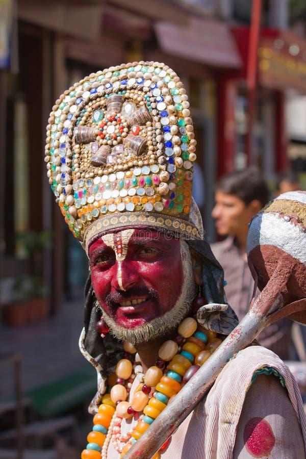Rishikesh, Inde. photo stock