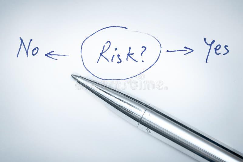 Risico stock foto's