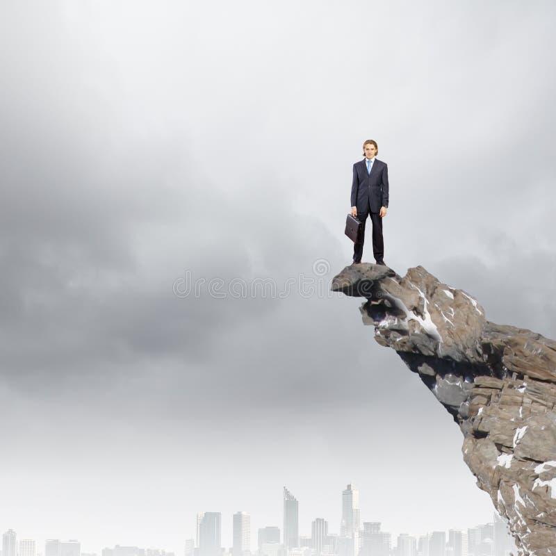 Risico in zaken royalty-vrije stock afbeelding