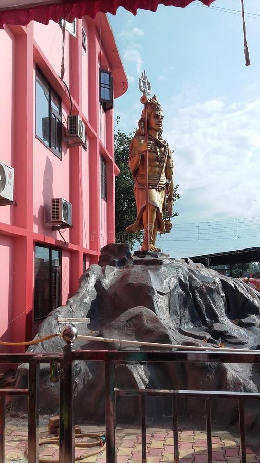 Risikesh北阿坎德邦您是美好的区域 库存图片