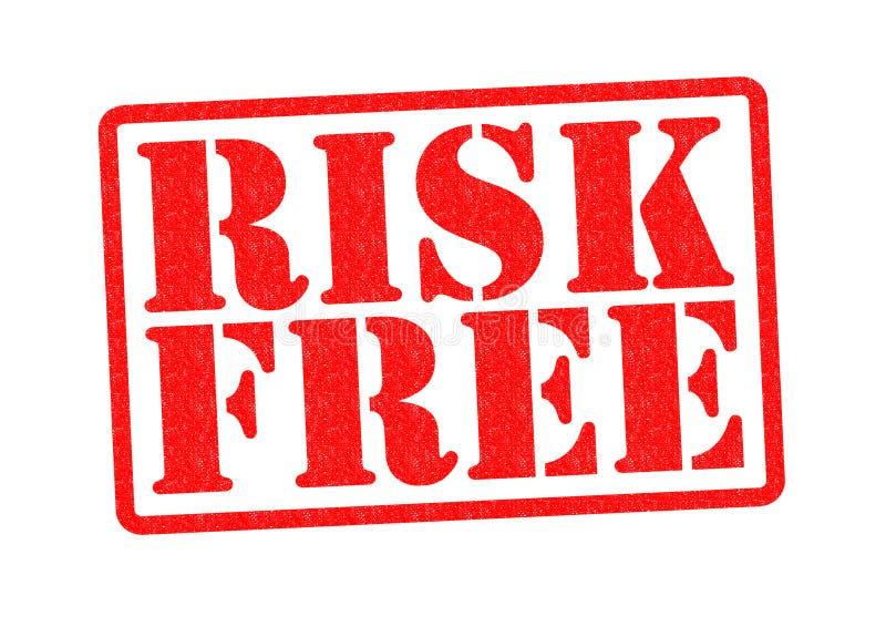Risiko geben frei stock abbildung