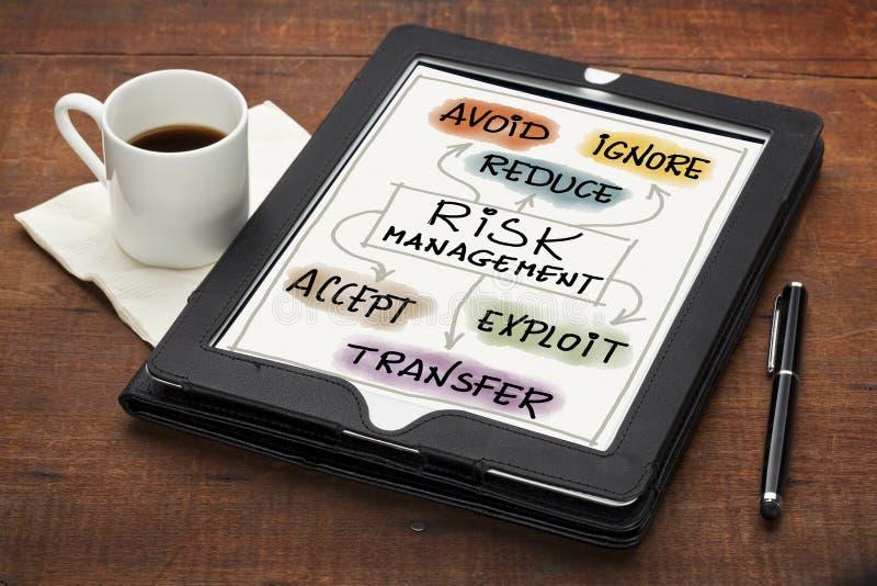 Risikomanagement lizenzfreie stockbilder