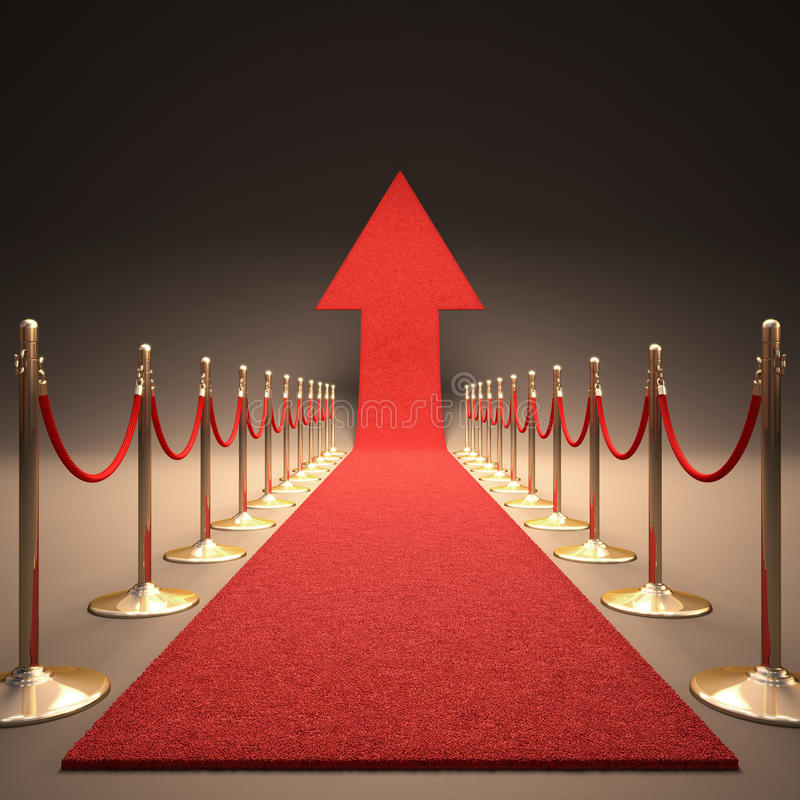 Download Rising Fame stock photo. Image of arrow, entrance, festive - 34217636