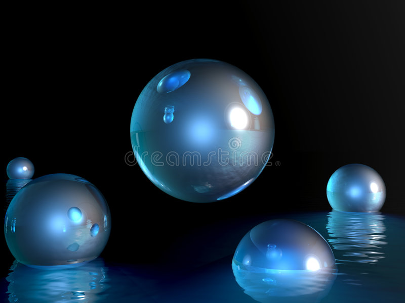 Download Rising Fantasy Balls Stock Photography - Image: 1789572