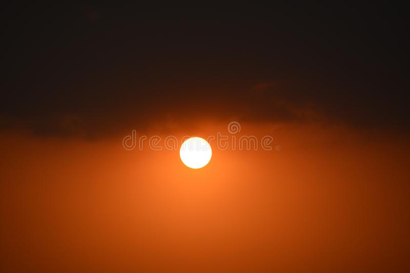 Hope is what new day comes with royalty free stock photo