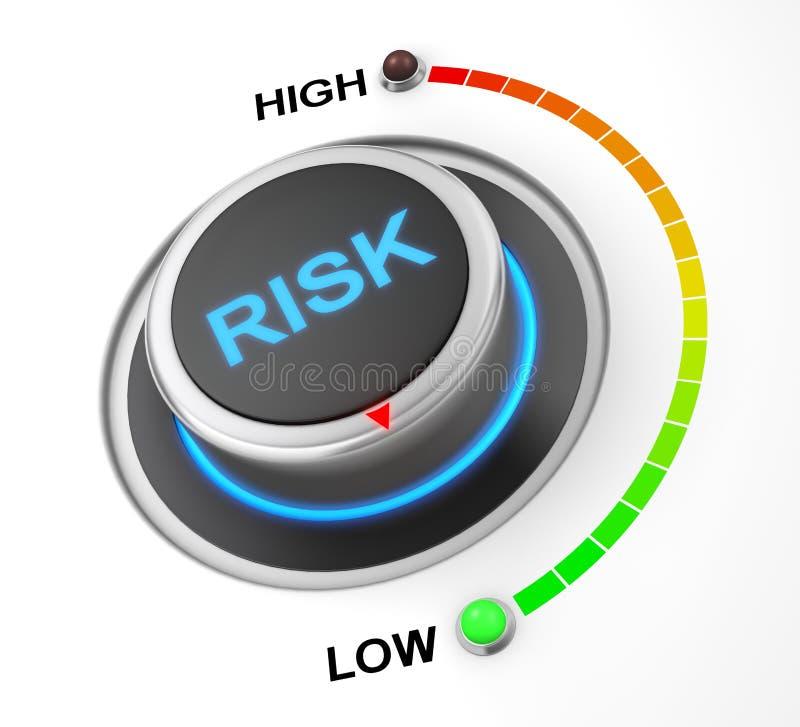 risk royaltyfri illustrationer