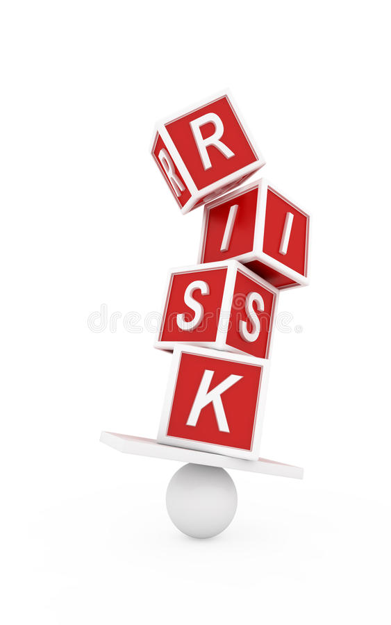 Download Risk concept. stock illustration. Illustration of objects - 19498133