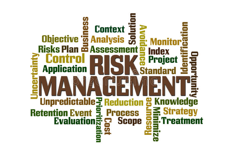 Risk Management vector illustration