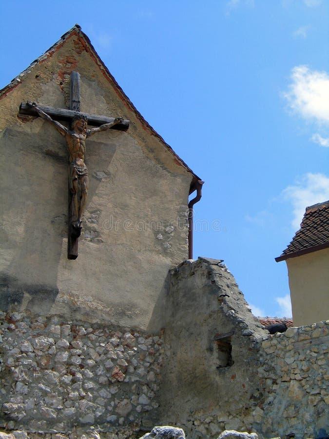risnov Romania zdjęcia stock