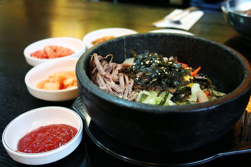 Riso coreano fotografie stock