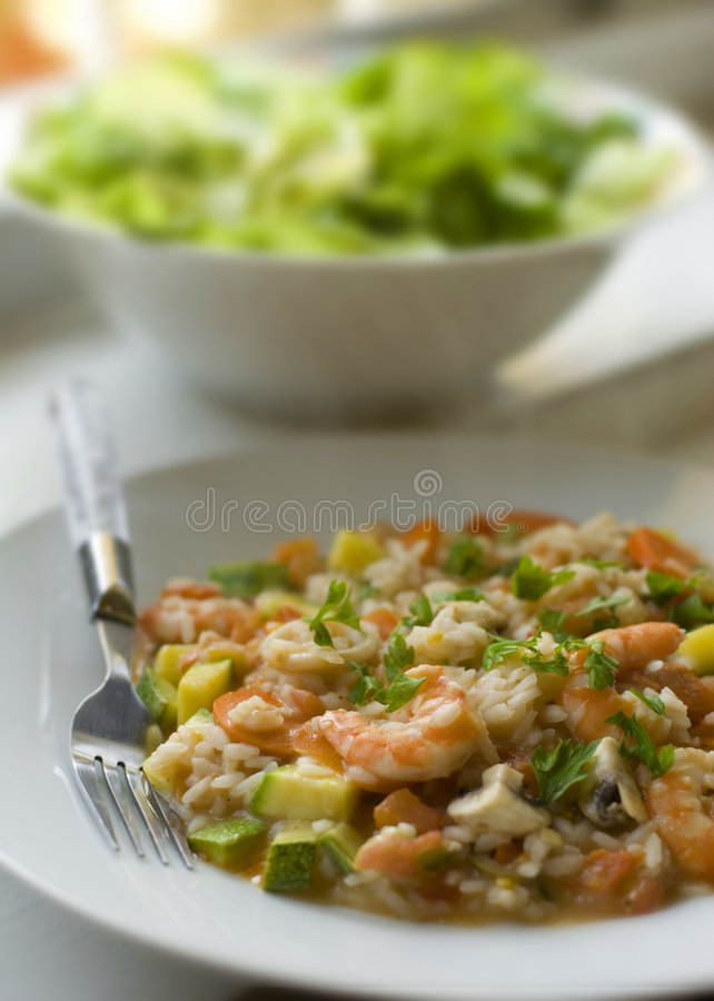 Risotto fotos de stock