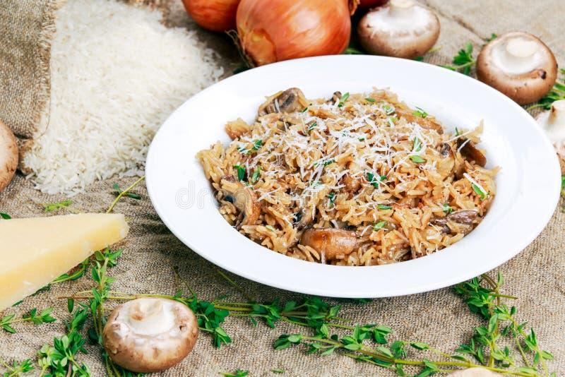 ris för risotto