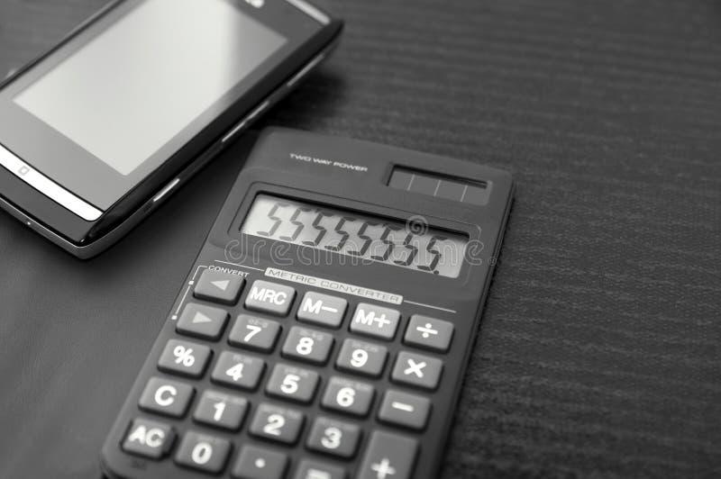 Risque et planification financière. photographie stock libre de droits