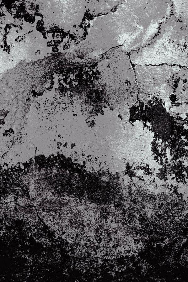 Risse und Peeling alte Wand Hintergrund lizenzfreies stockfoto