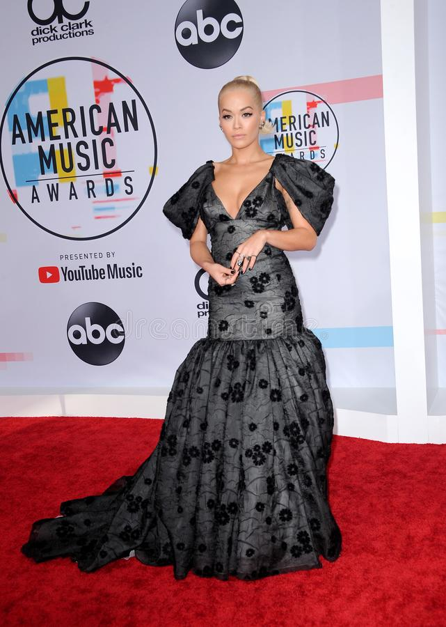 Rita Ora image stock