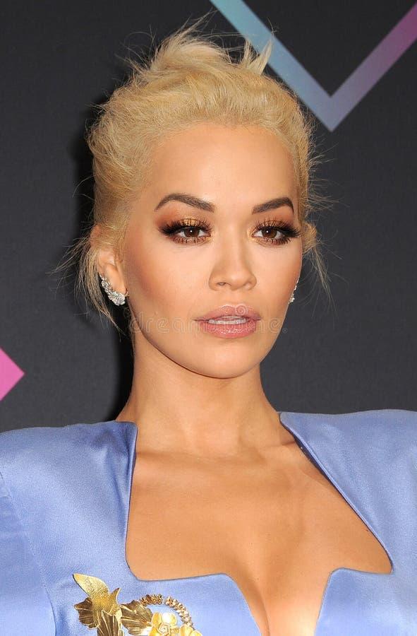 Rita Ora image libre de droits