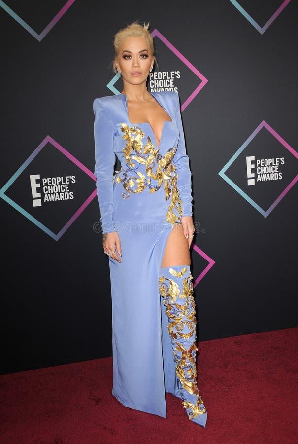 Rita Ora images libres de droits