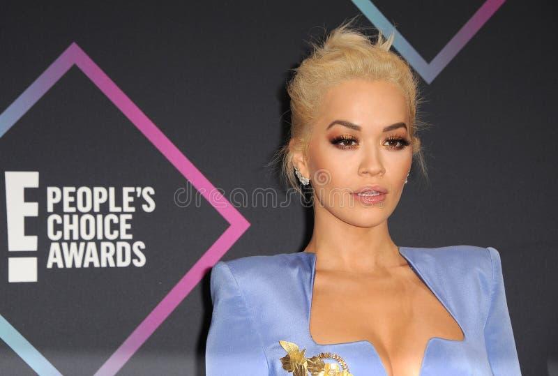 Rita Ora photo stock