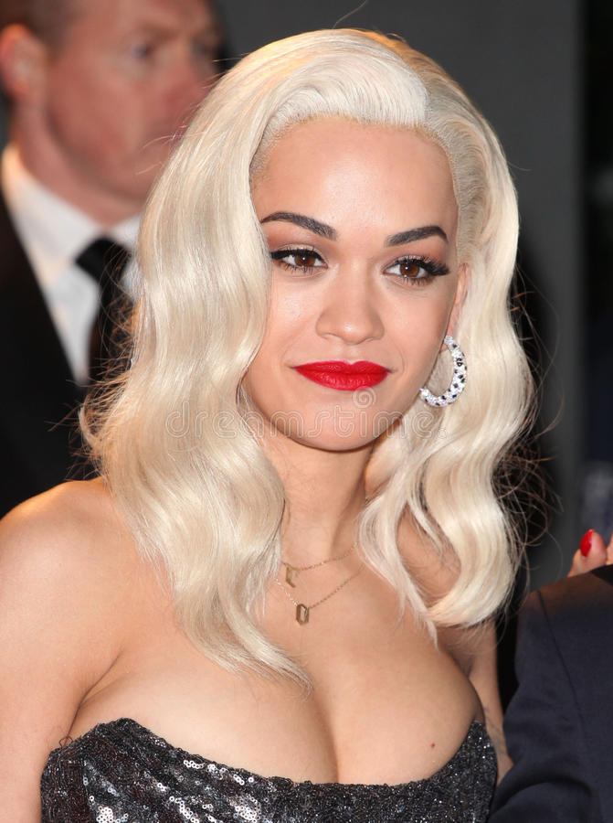Rita Ora. Arriving for the 2013 British Fashion Awards, at The London Coliseum, London. 02/12/2013 Picture by: Alexandra Glen / Featureflash stock photos