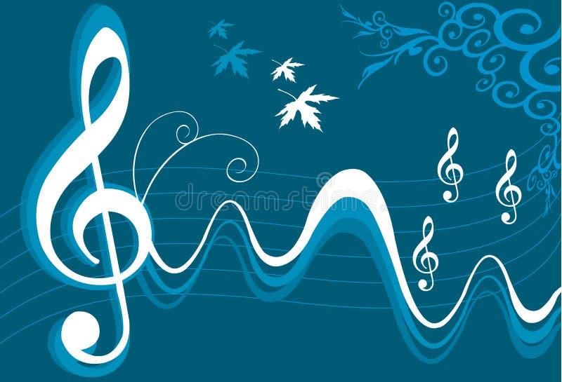 Download Ritmo Di Musica, Onde E Non Illustrazione Vettoriale - Illustrazione di disegno, floreale: 3148972