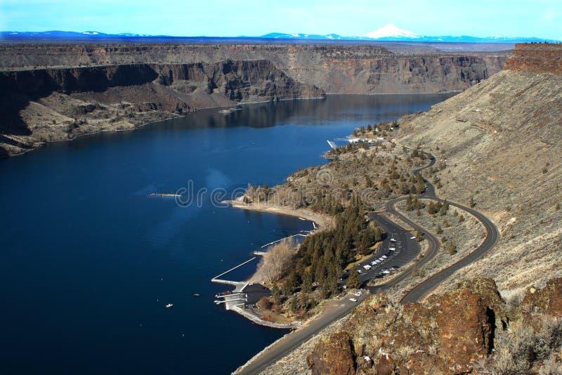 Ritratti dell'Oregon immagini stock