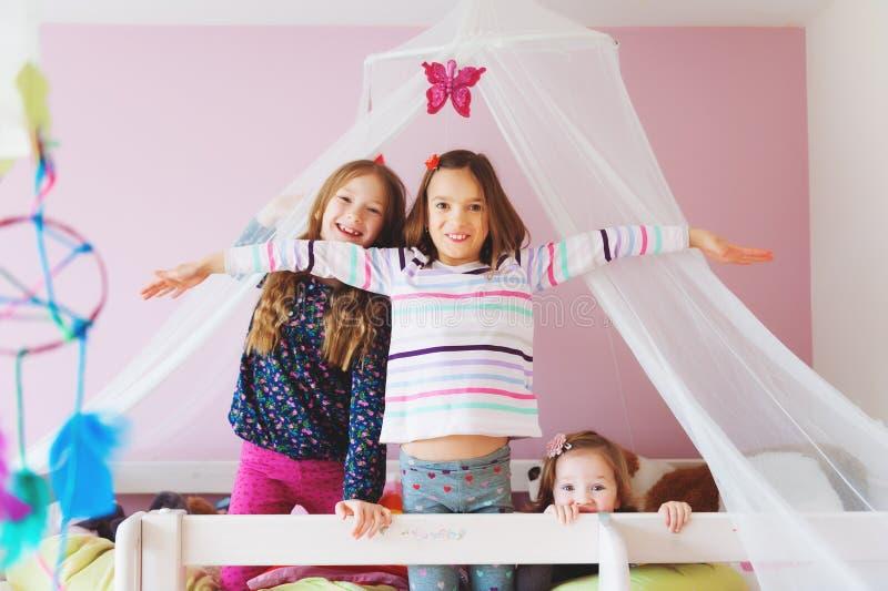 Ritratto dei bambini immagine stock