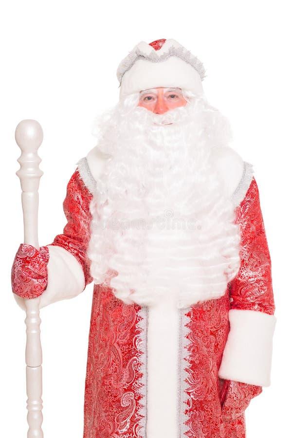 Ritratto del Babbo Natale fotografia stock
