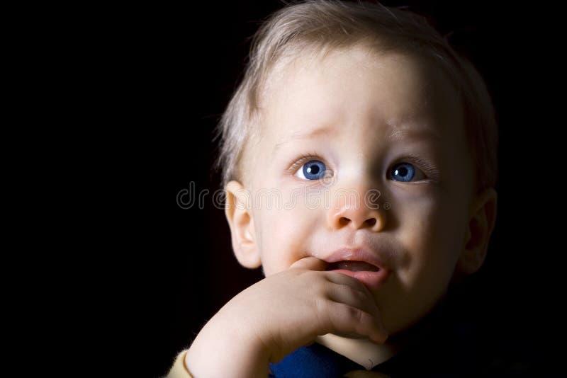 Ritratto del bambino fotografia stock