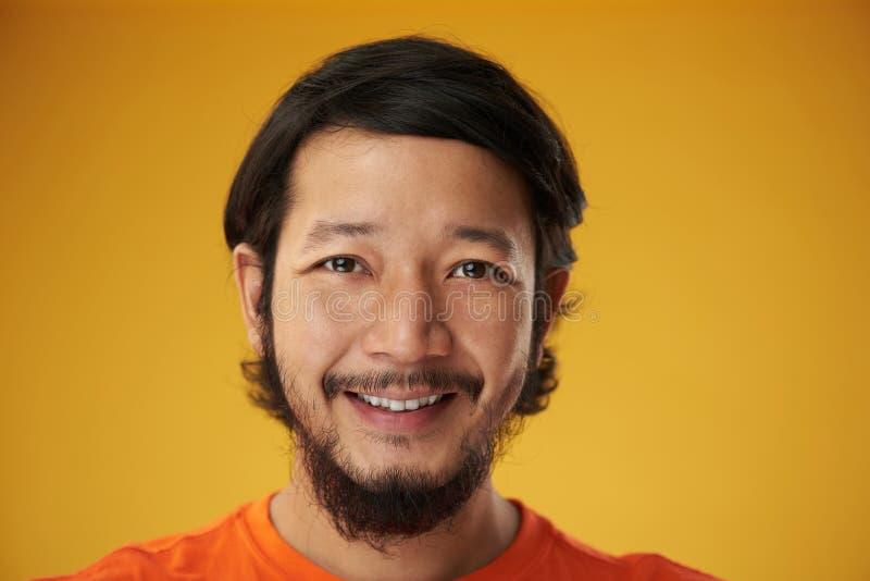 Ritratto del giovane filippino fotografia stock