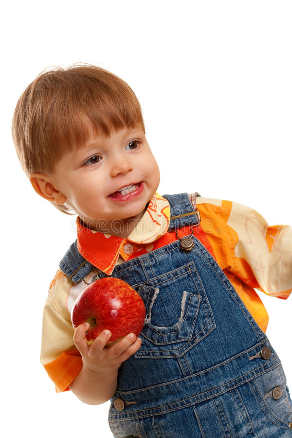 Ritratto del neonato del primo piano fotografia stock libera da diritti