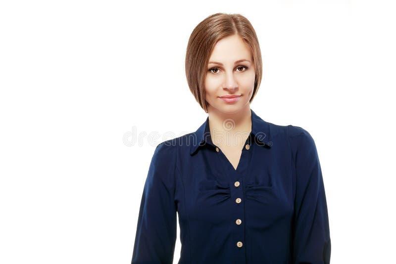 Ritratto del professionista della donna di affari immagini stock libere da diritti